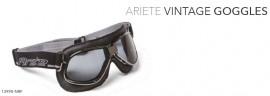 ARIETE VINTAGE GOGGLES - BLACK