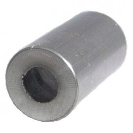 No2 CASING 6.4mm DIA PLAIN FERRULE