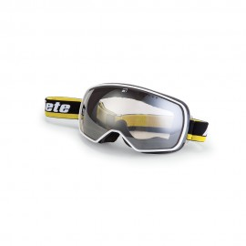ARIETE FEATHER CAFE RACER GOGGLES - BLACK/YELLOW