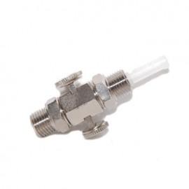 PETROL TAP PUSH/PULL 1/4 GAS THREAD (O.M.G.)