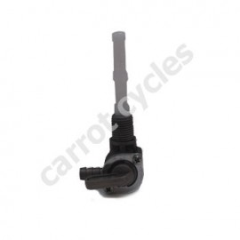 PETROL TAP  ON/OFF/RES 1/4 GAS THREAD 6mm OUTLET (O.M.G.)