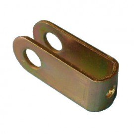 CLEVIS 1/4in BORE x 1in LONG